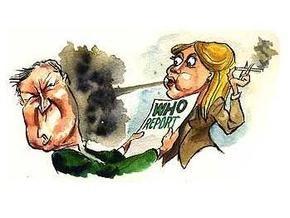 Пассивное курение может привести к депрессии