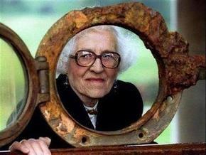 В Великобритании скончалась последняя из выживших пассажиров  Титаника