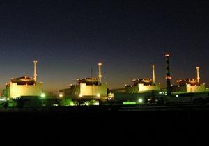 Энергоатом: Украина усилила безопасность на АЭС после аварии на Фукусиме