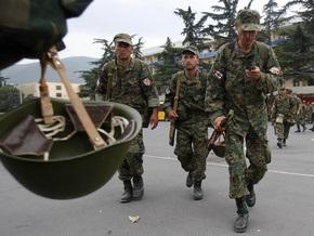 Армия Грузии разработала план действий на 2009 год