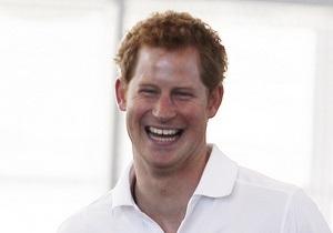 Принц Гарри пообещал устроить веселую жизнь новорожденному племяннику