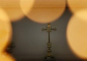 В Запорожье в церкви прогремел взрыв: девять пострадавших (обновлено)