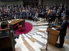 Парламент Косово рассмотрит проект конституции