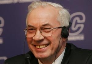 Азаров сообщил главную положительную новость года