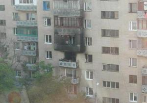 В Одессе мужчина сгорел на балконе, не дождавшись пожарных