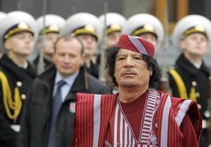 Януковича поздравили Кадаффи и Назарбаев