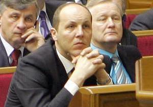 НУ-НС может исключить из фракции депутатов, голосовавших за ратификацию Харьковских соглашений