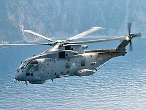 Вертолет ВВС Ирландии с министром на борту потерял в полете дверь