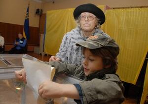 ВО Свобода - довыборы - Свобода заявляет о нарушениях на довыборах в Закарпатский облсовет