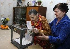 Регионалы: В Тернопольской области число голосующих на дому возросло на 25%