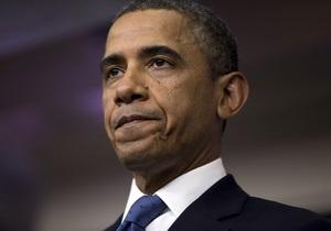 Фискальный обрыв: Обама усиливает давление на республиканцев
