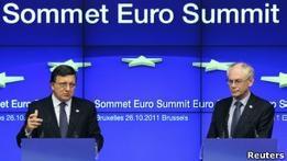 Лидеры еврозоны договорились списать Греции 50% долгов
