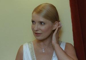 ГПС: Тимошенко требует профессиональный стол для массажа