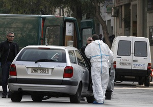 В Афинах нашли новые посылки с бомбами для посольств различных стран