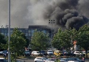 Фотогалерея: Террор на экспорт. В Болгарии взорван автобус с израильскими туристами