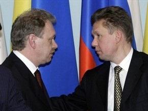 Нафтогаз полностью рассчитался за поставленный в апреле российский газ
