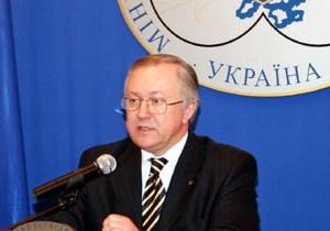 Экс-глава МИД: Харьковские соглашения могут быть расторгнуты согласно международному праву