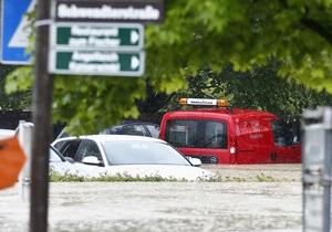 Приплыли: в Украине появились автомобили- утопленники  из страдающей от наводнений Европы
