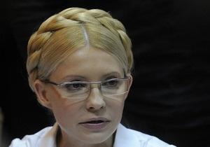 Немецкий профессор неврологии: У Тимошенко позвоночная грыжа, которая вызывает сильные боли