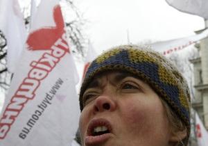 Батьківщина: В Донецке преследуют активистов и кандидатов от Объединенной оппозиции
