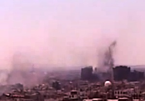 Москва обвинила Запад в попытке оправдать действия  сирийских террористов