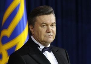 Янукович рассказал, что означает  арабская весна