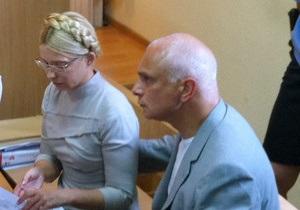 В Батьківщине не комментируют информацию о том, что муж Тимошенко попросил политубежища в Чехии