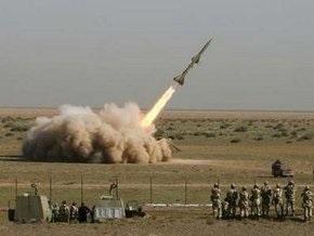 Иран произвел пуски ракет средней дальности