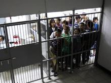 Украинские пограничники высадили из поезда 15 иностранцев