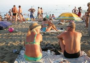 Более 5,5 млн туристов отдохнули в этом году в Крыму