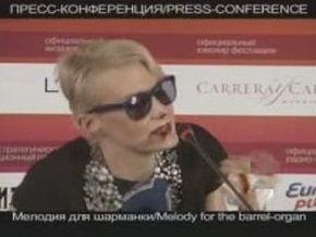 Литвинова и Табаков представили на ММКФ новый фильм Муратовой