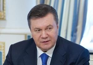 Янукович подписал изменения в бюджет по реализации его социнициатив