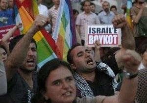 Международное сообщество возмущено действиями Израиля. По миру прокатились антиизраильские выступления