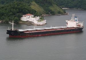 Украина договорилась о привлечении американского фрегата к обеспечению безопасности судна Ariana