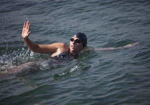 Заплыв с Кубы во Флориду прервала медуза