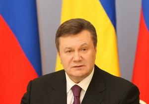 Янукович: Россия увеличит объем прокачки нефти в Украину до 18,5 млн тонн