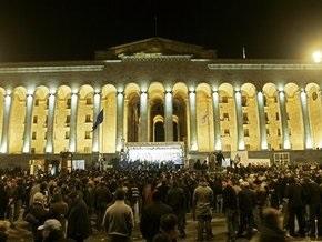Грузинский парламент вновь работает в обычном режиме