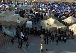 СМИ: Арестованы трое участников акций протеста на Майдане