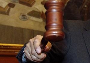 Киевский суд приговорил участкового к трем годам тюрьмы за жестокое обращение с задержанным