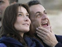 Великобритания ожидает Саркози с женой