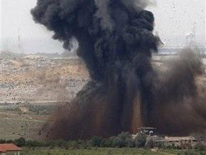 ХАМАС ответил Израилю сильным ракетным ударом