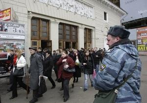 Число раненых в результате взрывов в московском метро резко возросло