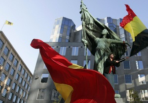 В Бельгии началась всеобщая 24-часовая забастовка