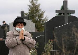 От гриппа и ОРВИ умерли 460 украинцев