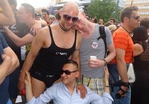 Я-Корреспондент: Гей-парад Christofer Street Day в Берлине