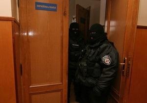 Силовики открестились от блокирования работы одесского оппозиционного канала