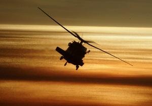В Одесской области упал вертолет: источник сообщил о гибели двух человек