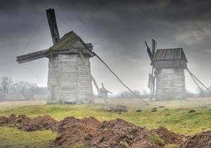 В Пирогово снимают украинский фильм