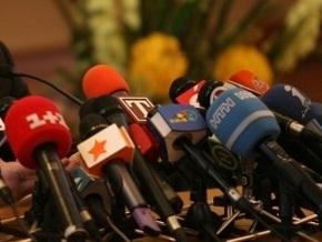 Украинские телеканалы заявили о начале незаконных проверок