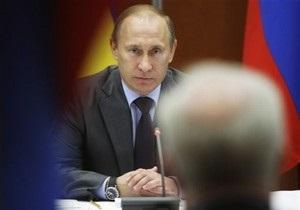 Завтра в Киев прилетит Путин